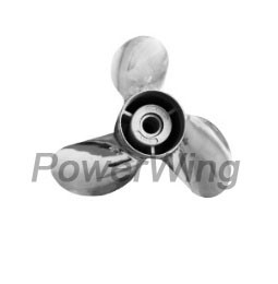 Powerwing Stainless Steel Marine Boat Outboard Propeller for YAMAHA Engine 150-250HP pictures & photos