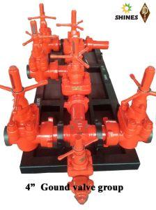 "Zjgh 4""-5000psi Drilling Fluid Manifold (valve group)"