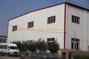 Light Steel Structure Metal Workshops pictures & photos