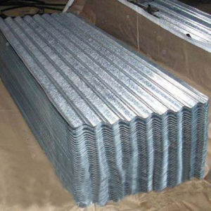 Best Price Galvanized Corrugated Steel Plate for Building