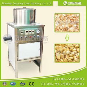 Electric Air Flow Stainless Steel Garlic Skin Peeling Machine pictures & photos