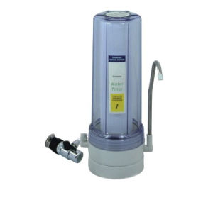 Tap Water Single Stage Purifier with Double Grade Filter Cartridges to Guarrantee The Tap Water Quality pictures & photos