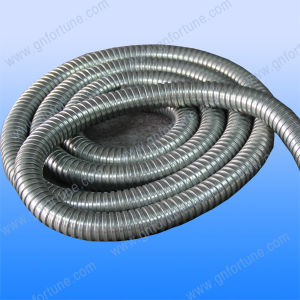 Squarelock Style of Galvanized Metal Flexible Hose pictures & photos