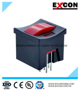 Excon Pb07 LED Push Button Switch Color Is Customed pictures & photos