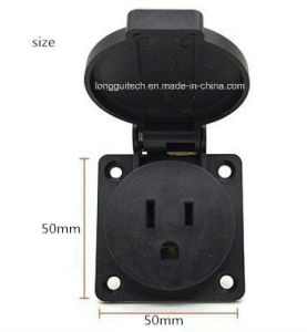 American Waterproof and Dustproof Socket Lgt-HD031 pictures & photos