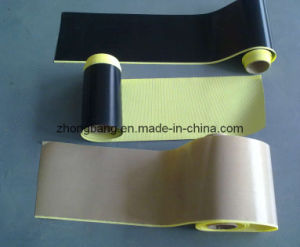 High Temperature PTFE Adhesive Tape with Backing Sheet pictures & photos