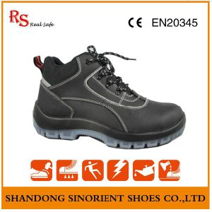 Steel Toe Safety Shoes for Men RS001 pictures & photos