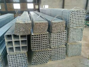 1inch, 1.5inch Galvanized Round Steel Tube/Pipe pictures & photos