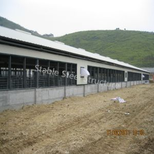 The Steel Structure Prefab Animal Farming House for Sale pictures & photos