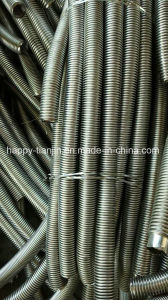 Annular Tube Stainless Steel Wire Braid Flex Metal Hose Pipe pictures & photos
