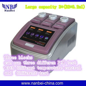 60*0.5ml Touch Screen PCR Machine with Ce Confirmed pictures & photos