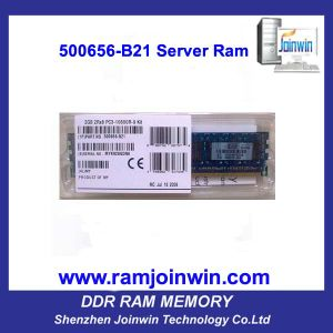 500656-B21 2GB (1X2GB) PC3-10600 Registered Server Ram pictures & photos
