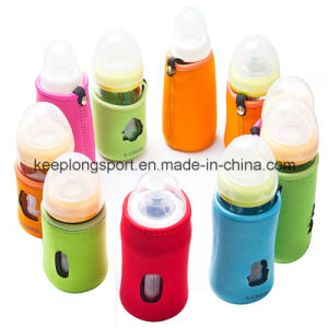 New Design Neoprene Baby′s Bottle Holder, Neoprene Bottle Holder, Professional Colorful Neoprene Bottle Holder pictures & photos