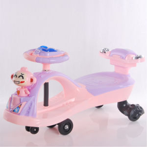 fashion Baby Wiggle Car with Music and Light pictures & photos