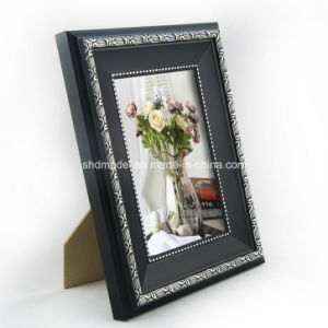 Square Plastic PS Painting Frame (OEM) pictures & photos