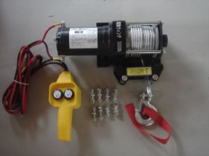 Electric Winch for ATV-2500lbs pictures & photos