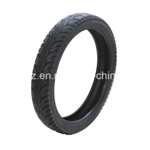 Motorcycle Tubeless Tyre /Tubeless Tire 4.10-18 pictures & photos