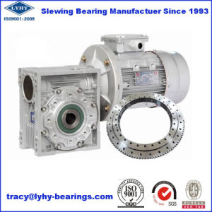 Slewing Bearing for Worm Gear Speed Reducer 010.20.224 pictures & photos
