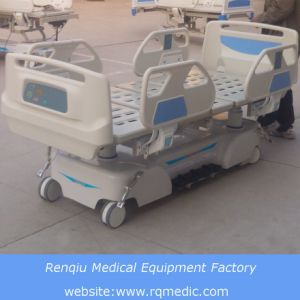 China Suppliers Hospital Use Multi-Function Electric ICU Bed Patient Bed pictures & photos
