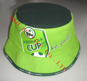 Customized Cotton Bucket Cap/Sun Hat (DH-BF477) pictures & photos