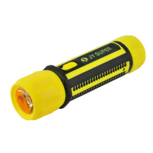 Jy Super 0.8W LED Rechargeable Search Flashlight Torch (JY-1717)