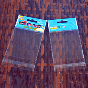 Clear OPP Plastic Packing Bags with Header (ML-OP-4017) pictures & photos