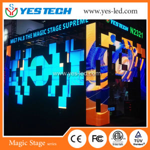 Flexible Design Stage Background LED Cabinet with Ce, FCC, ETL pictures & photos