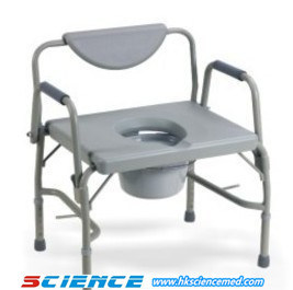 Drop Arm Wider Commode Chair (iron) pictures & photos