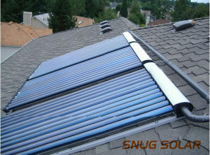 Indirect / Closed Loop Circulation Solar Collector pictures & photos