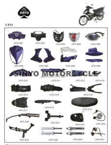Class Hot Sell Cub Motorcycel Parts pictures & photos