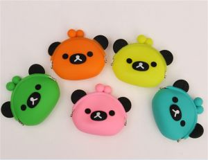 Animal Look Silicone Coin Bag for Promotion pictures & photos