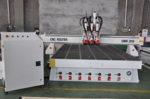 2030 Multi Head CNC Router with Ce for Wood Working