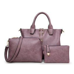 Custom PU Women Handbag Fashion Bags Ladies Handbags pictures & photos
