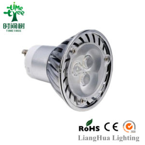 Spotlight GU10 High Efficiency E27 Cap LED High Lumen Lamp Light pictures & photos