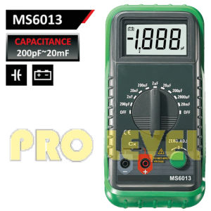 Hot Sale Digital Lcr Meter (MS6013) pictures & photos