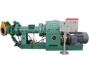 Xjl-120, 150, 200, 250 Rubber Filter Extruder Extruding Strainer Machine pictures & photos