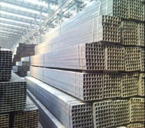 Q235 Hot Dipped Galvanized Square Steel Tube/50X50mm Galvanized Steel Pipe pictures & photos