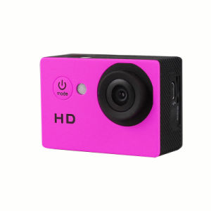 Cheap HD 720p Wide Angle Waterproof Action Camera