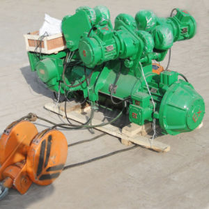 10t Electric Hoist for Material Lifting pictures & photos