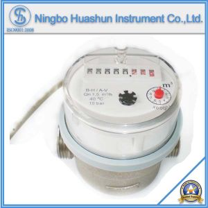 Single Jet Dry Type Water Meter with Pulse Output pictures & photos