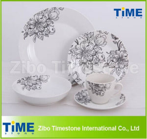 30PCS Fine Porcelain Dinnerware Dinner Set pictures & photos