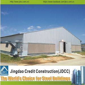 Economic Prefabricated Steel Structure Airplane Hangar pictures & photos