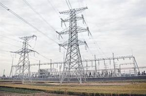 500kv Steel Transmission Line Power Tower pictures & photos