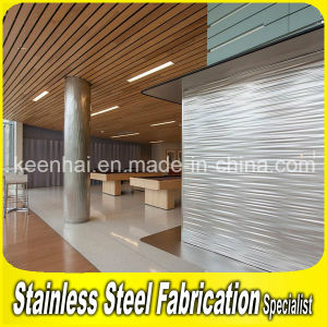 Decorative Stainless Steel Constructual Building Post Cladding pictures & photos