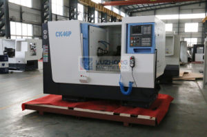 Slant Bed CNC Lathe Machine (CNC Turning Center CK46P) pictures & photos