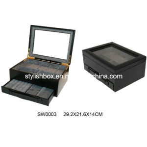High Quality Multi-Functional Watch and Pen Box (SW0003)