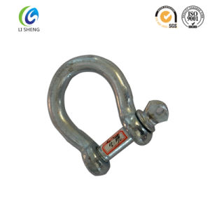 European Type Carbon Steel Bow Shackle pictures & photos