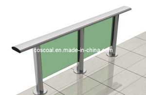 Aluminium/Aluminum Railing for Housing with ISO9001 Certificated pictures & photos