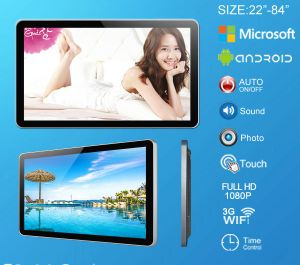 42′′ Top Quality Wall Mounted LCD Advertising Display/Screens