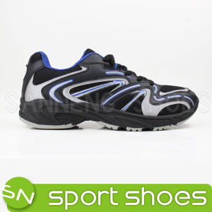Sports Shoes PVC Outsole PU Injection (SNS-01016) pictures & photos